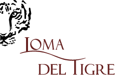 Posada Loma del Tigre logotipo